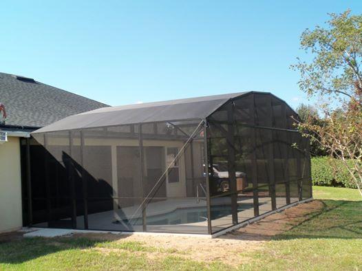 Enclosure and Screen Repair in Palm Coast, Florida